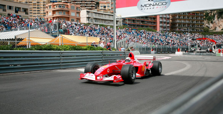 The Monaco Grand Prix 2017