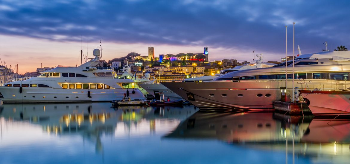 Yacht support and concierge services